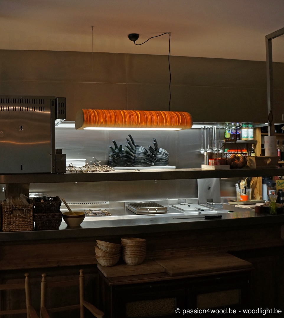 La Fonda - Middelkerke - Passion 4 Wood - lighting - verlichting