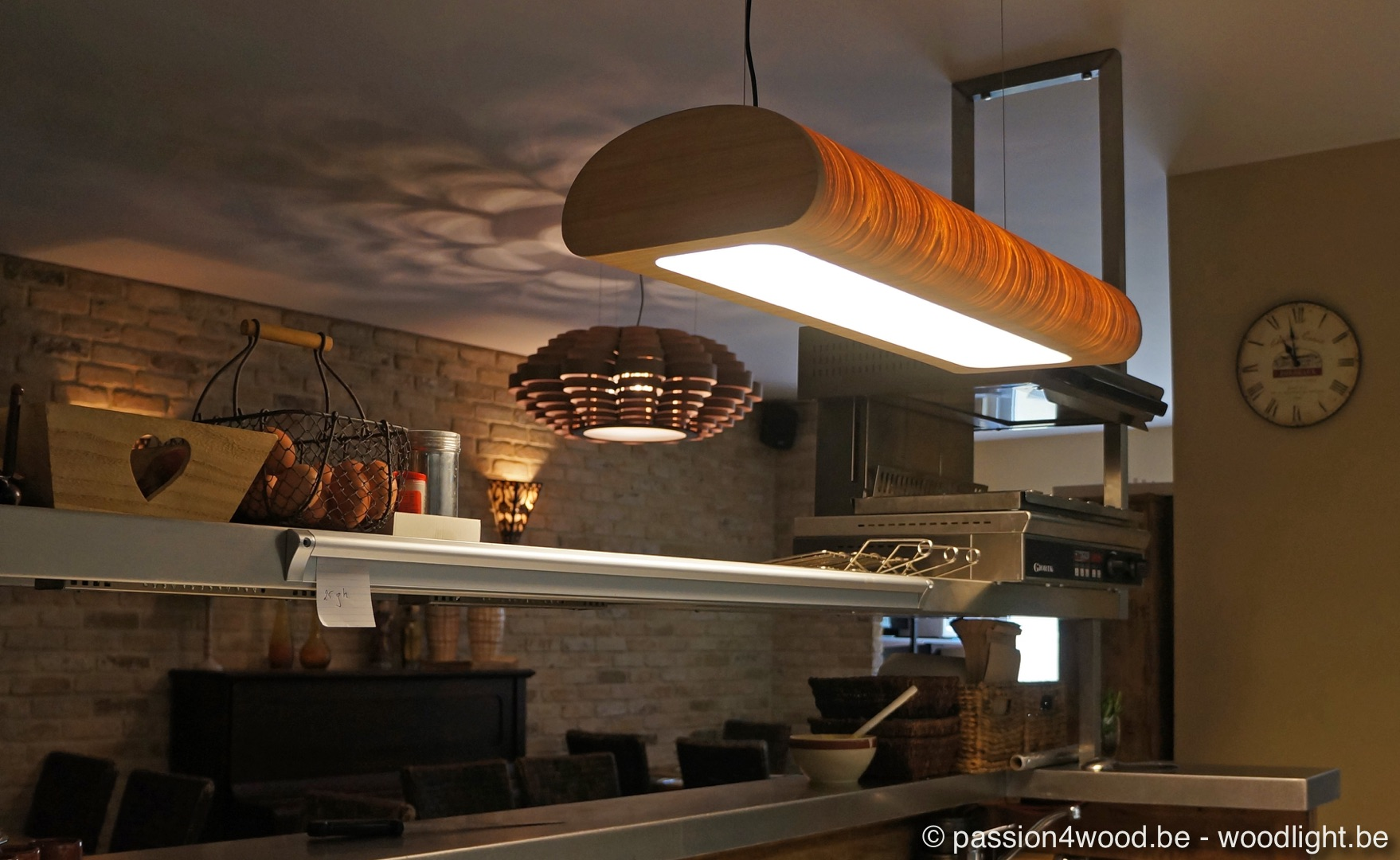 Passion 4 Wood - Projects-Lighting_in_Wood - Verlichting in hout ...