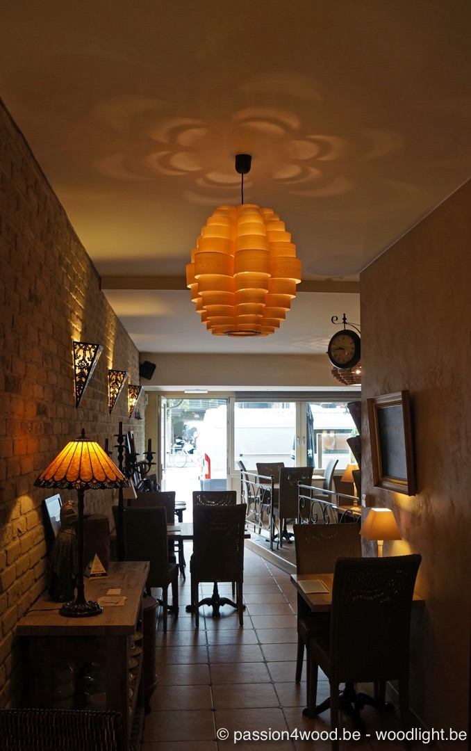 La Fonda - Middelkerke - Passion 4 Wood - lighting -verlichting