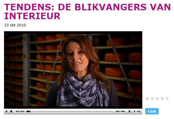 Focus TV - Tendens Wonen - oktober 2010