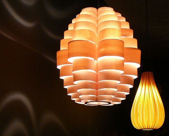 Passion 4 Wood - design verlichting en lampen in hout fineer