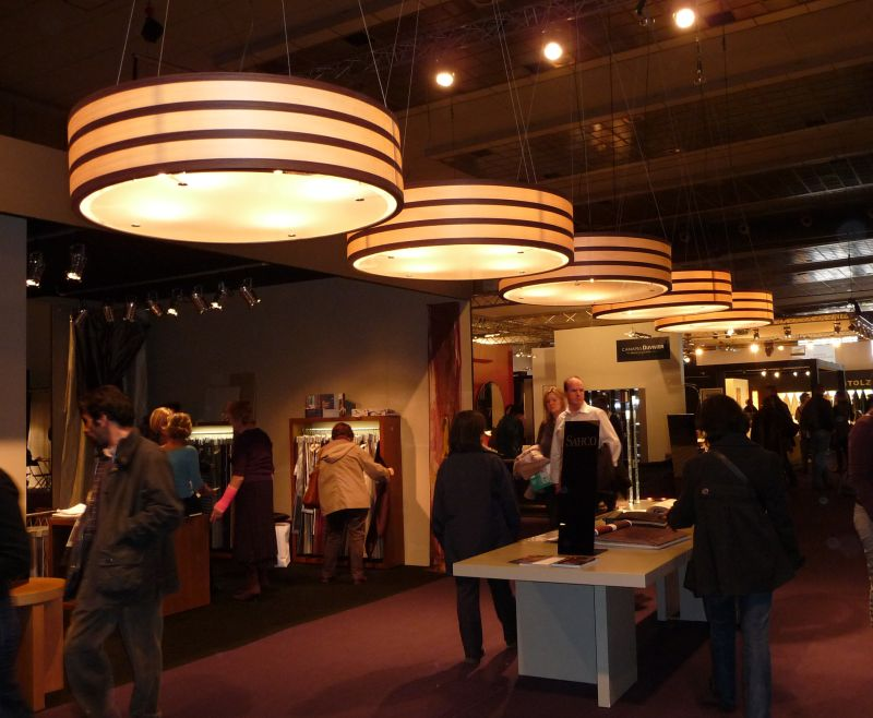 passion 4 wood - o-ring - ronde design verlichting in hout - cocoon 2009