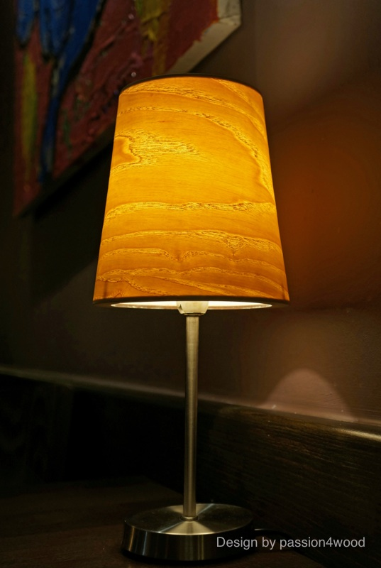 Projects - Passion 4 Wood - Exclusive design lighting in wood ...