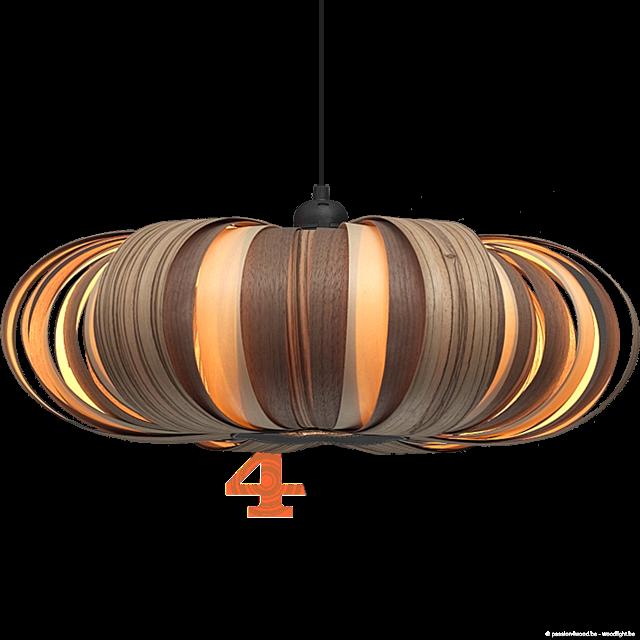 Mayom - Moderne houten hang & plafond verlichting - Passion 4 Wood