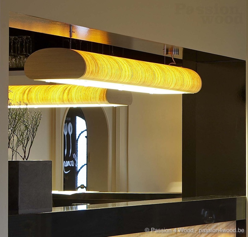 Wonderlijk Projects-lighting in wood - Passion 4 Wood RS-35