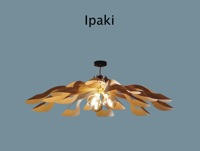 Passion 4 wood Product folder Ipaki bespoke lighting 2020