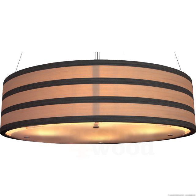 Passion 4 wood o ring modern wooden pendant and ceiling lights oring big round lamp in 2 different wood toulip and wenge wood touchable aloadofball Image collections